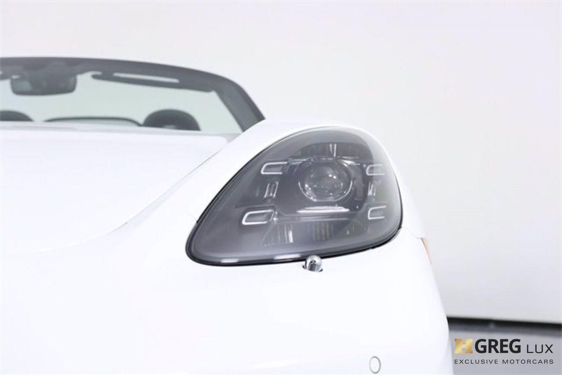 2021 Porsche 718 Boxster  #6