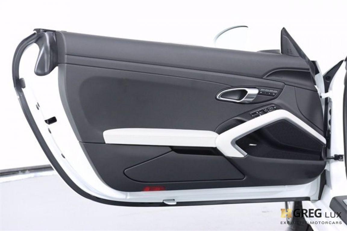 2021 Porsche 718 Boxster  #37