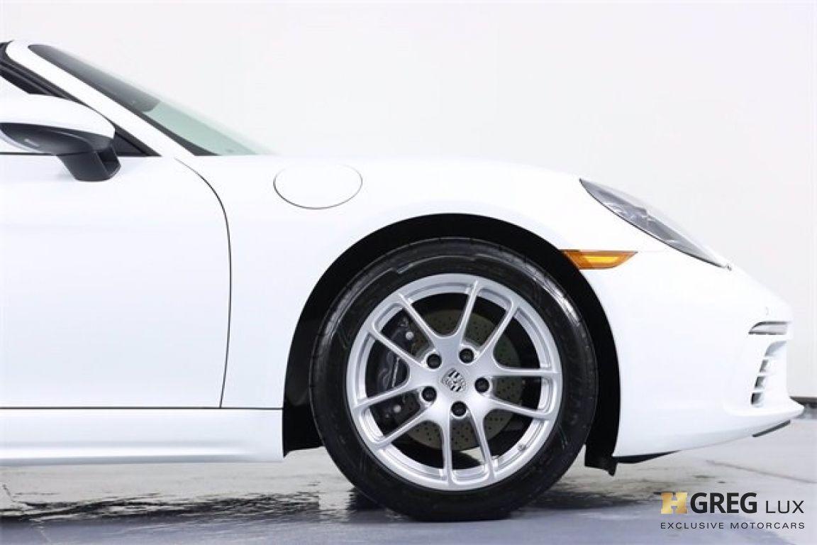 2021 Porsche 718 Boxster  #12