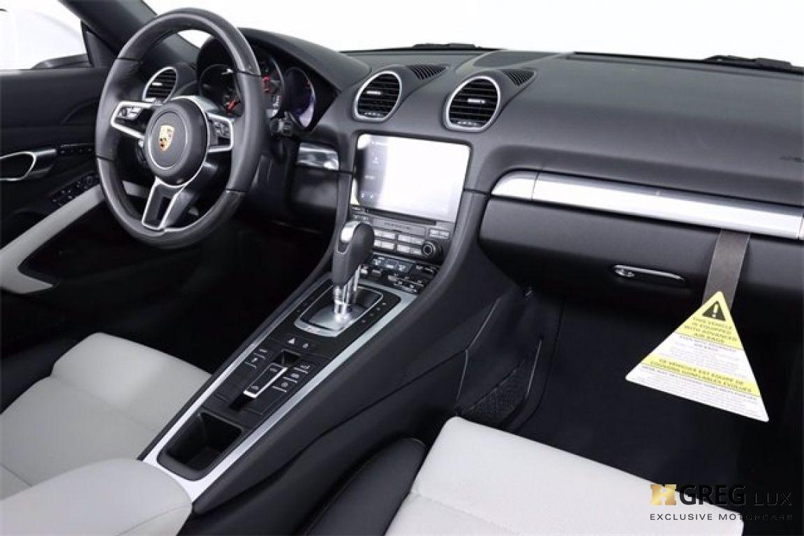 2021 Porsche 718 Boxster  #56