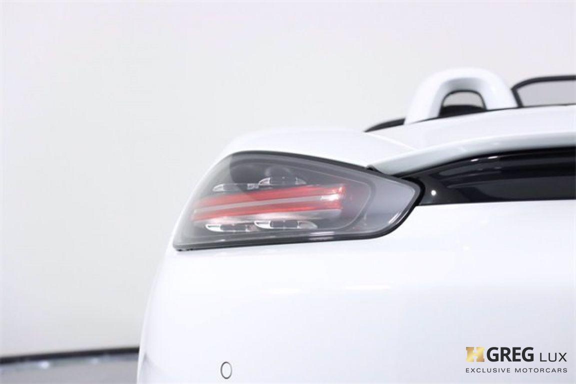 2021 Porsche 718 Boxster  #20