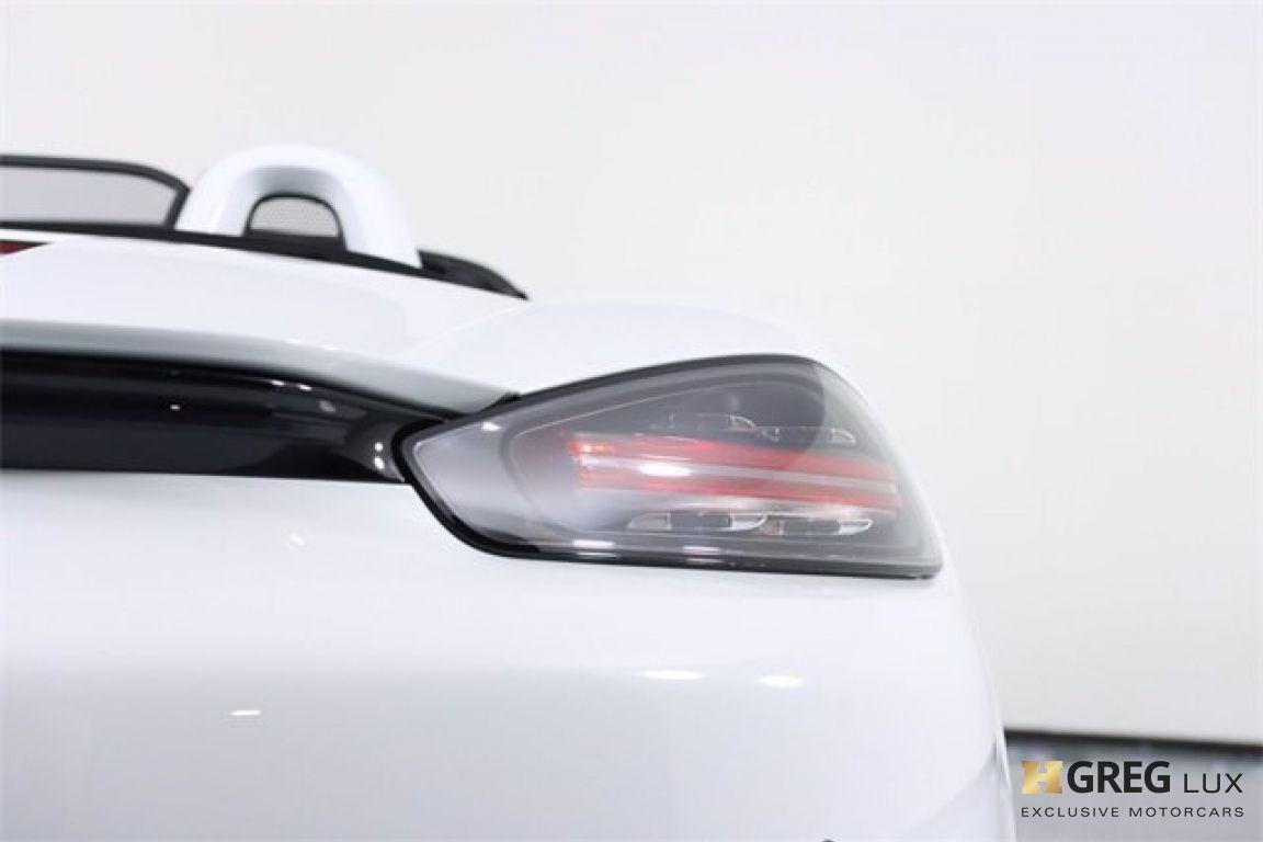 2021 Porsche 718 Boxster  #21