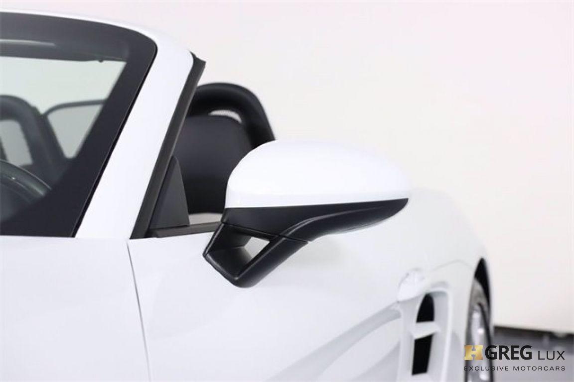 2021 Porsche 718 Boxster  #9