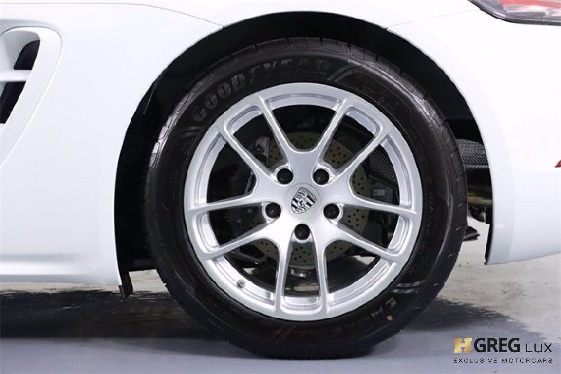 2021 Porsche 718 Boxster  #29