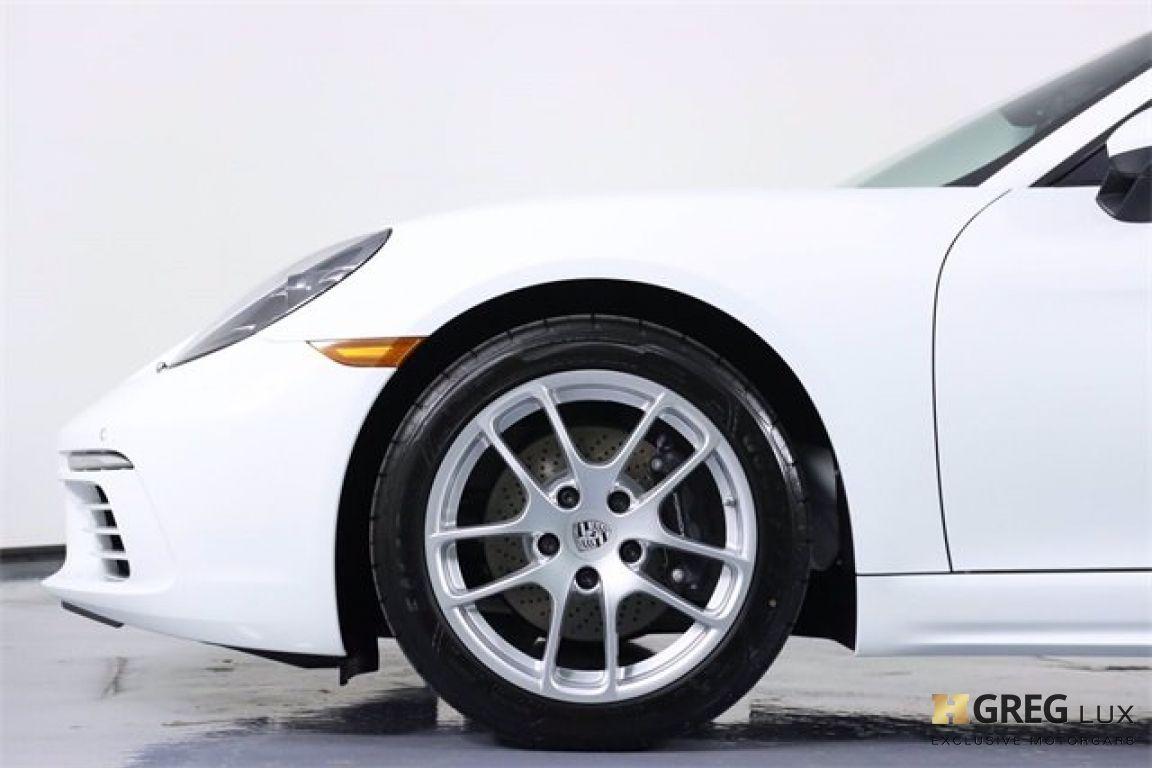 2021 Porsche 718 Boxster  #25