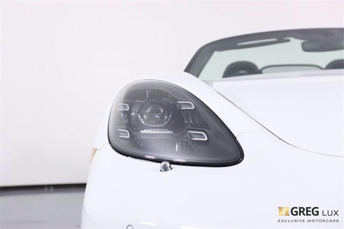 2021 Porsche 718 Boxster  #5