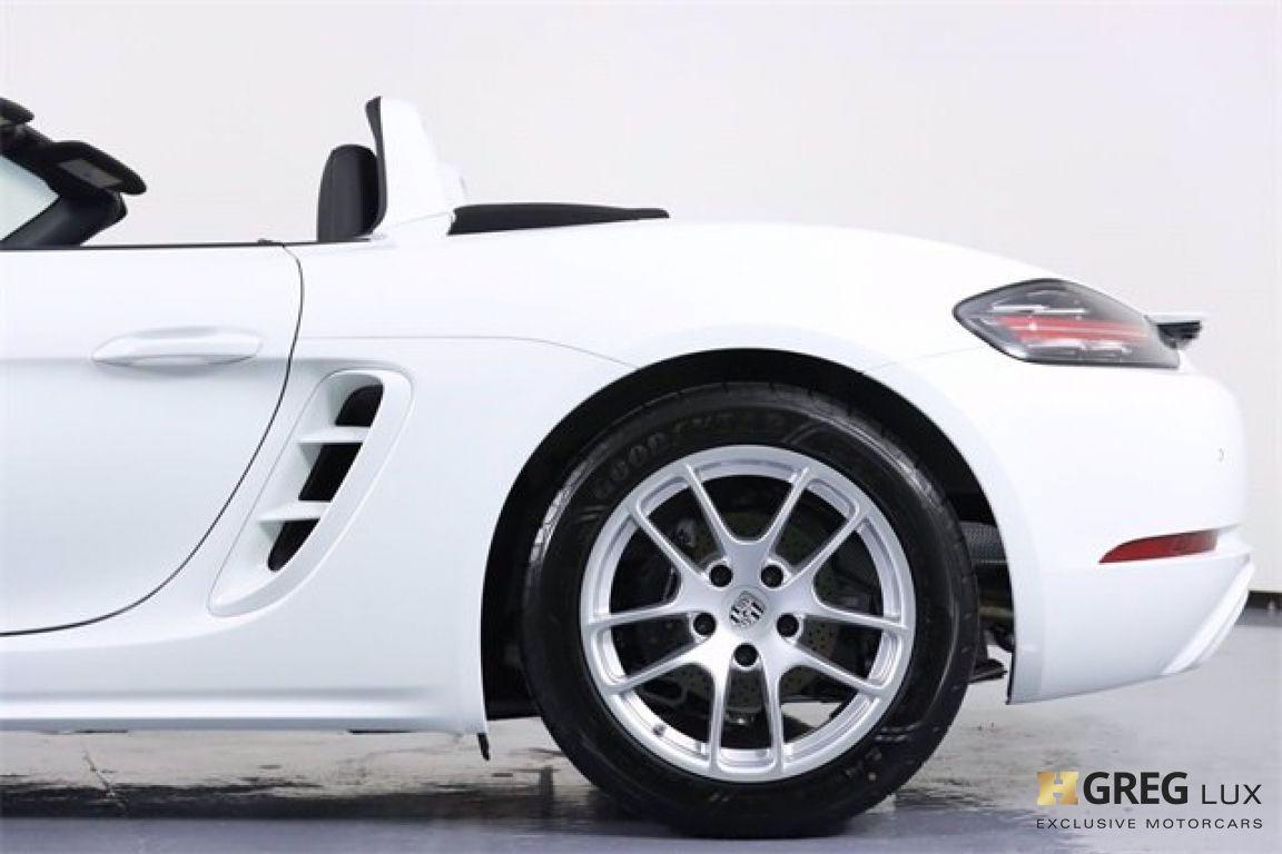 2021 Porsche 718 Boxster  #28
