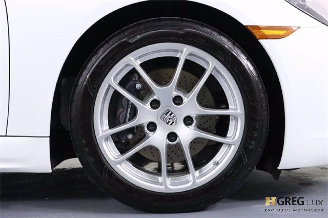 2021 Porsche 718 Boxster  #13