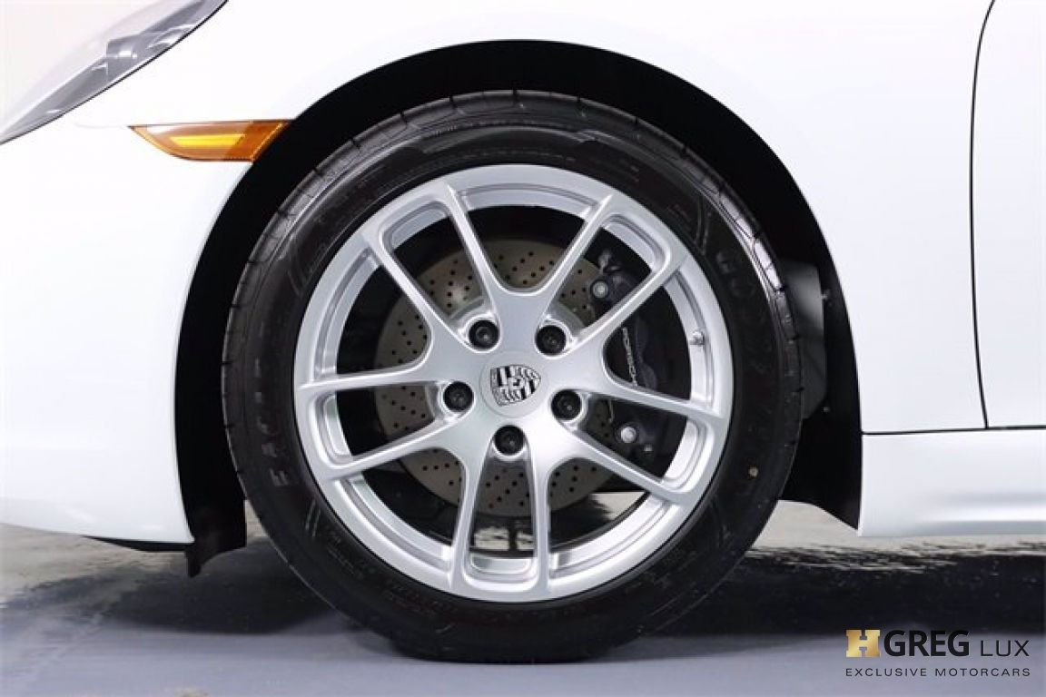 2021 Porsche 718 Boxster  #26