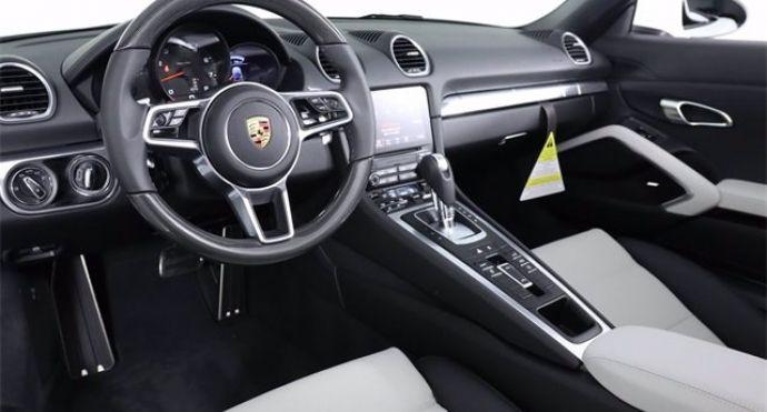 2021 Porsche 718 Boxster  #1