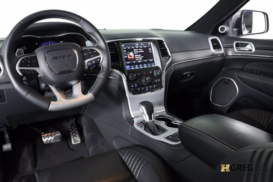 2018 Jeep Grand Cherokee SRT #1