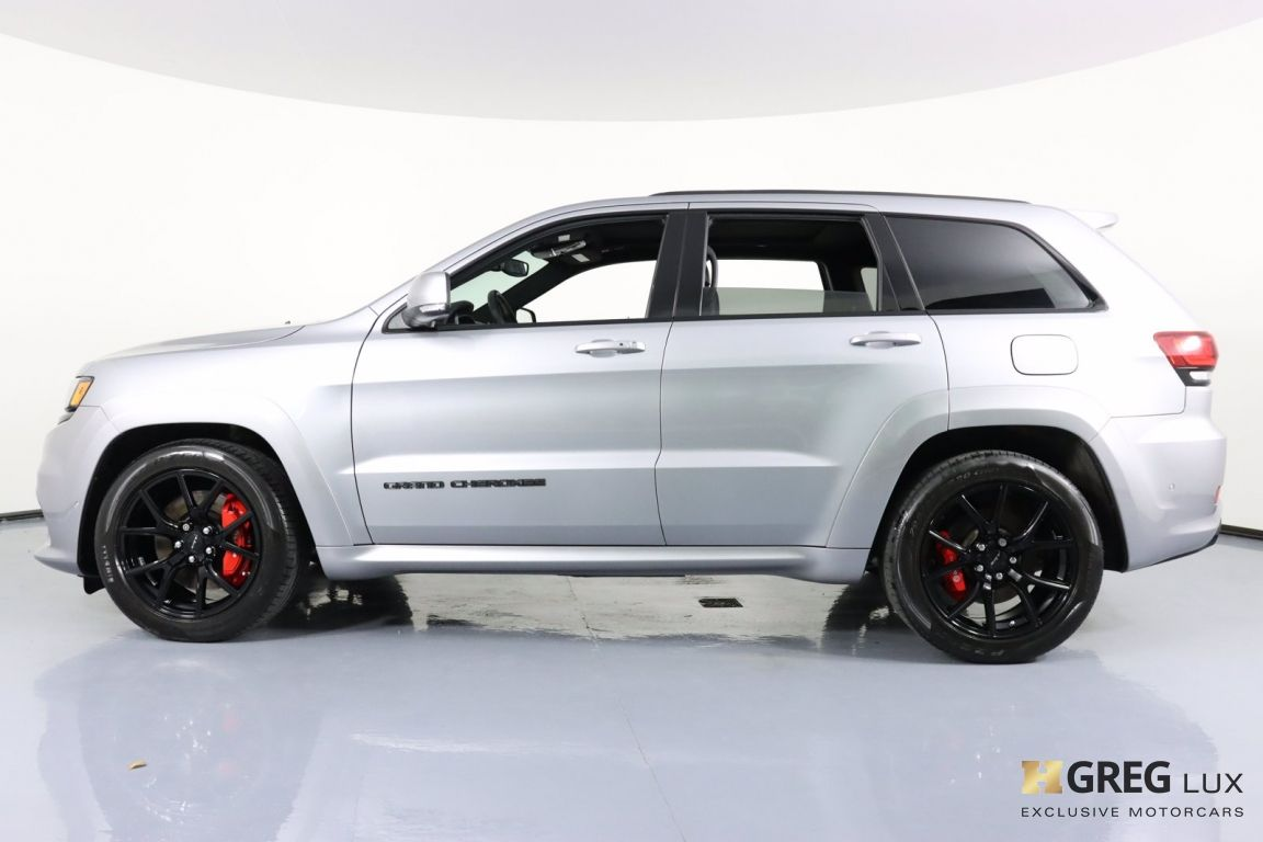 2018 Jeep Grand Cherokee SRT #25