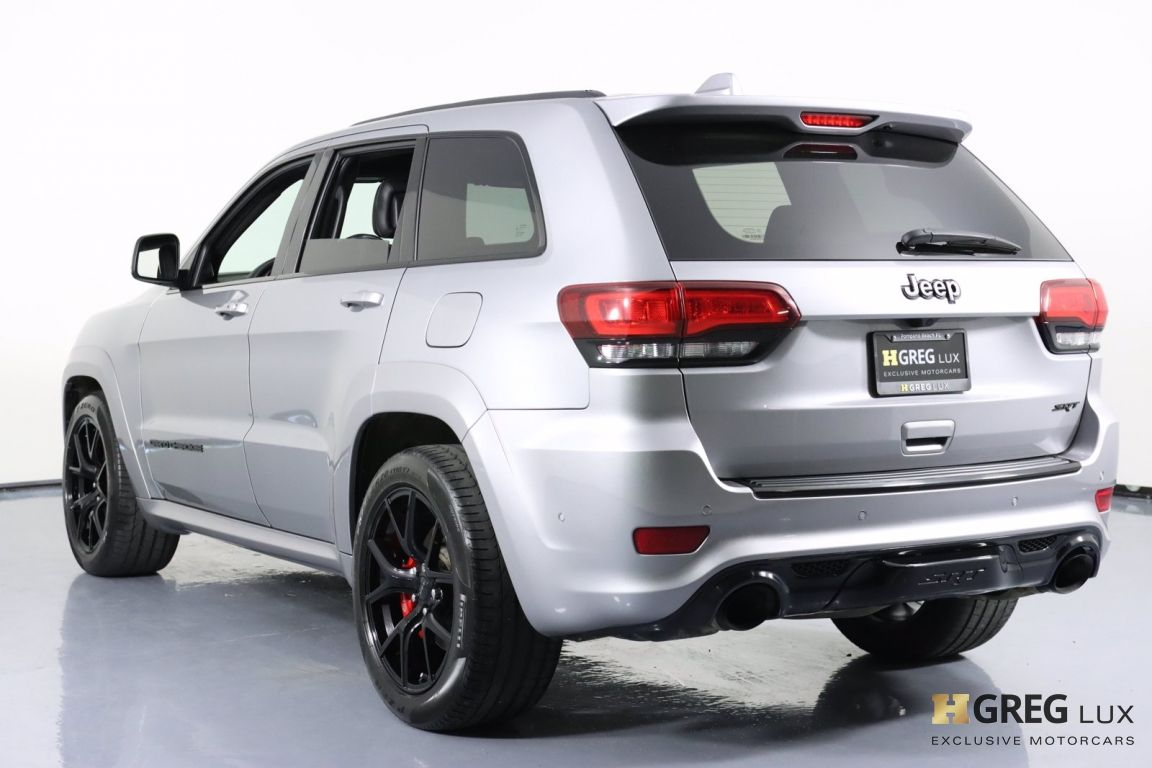 2018 Jeep Grand Cherokee SRT #24