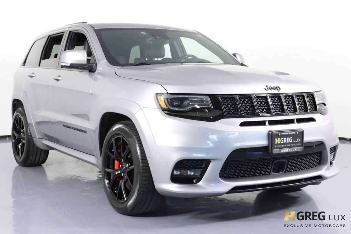 2018 Jeep Grand Cherokee SRT #3