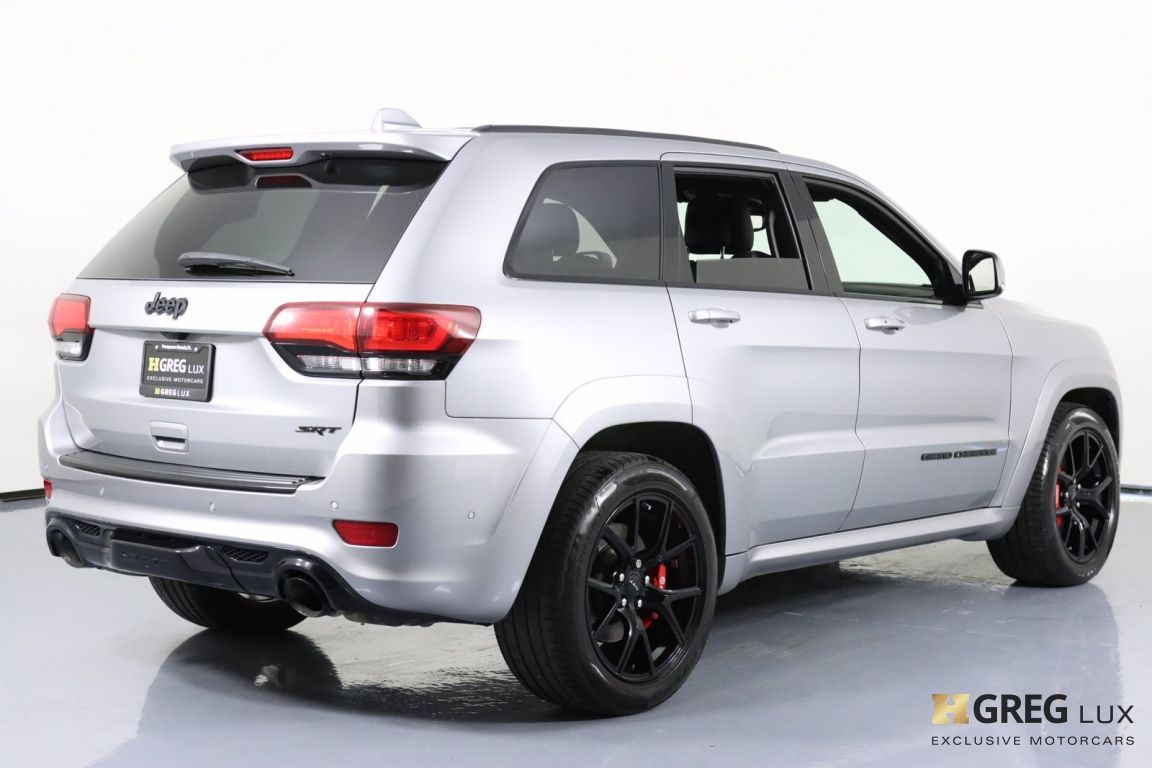 2018 Jeep Grand Cherokee SRT #18