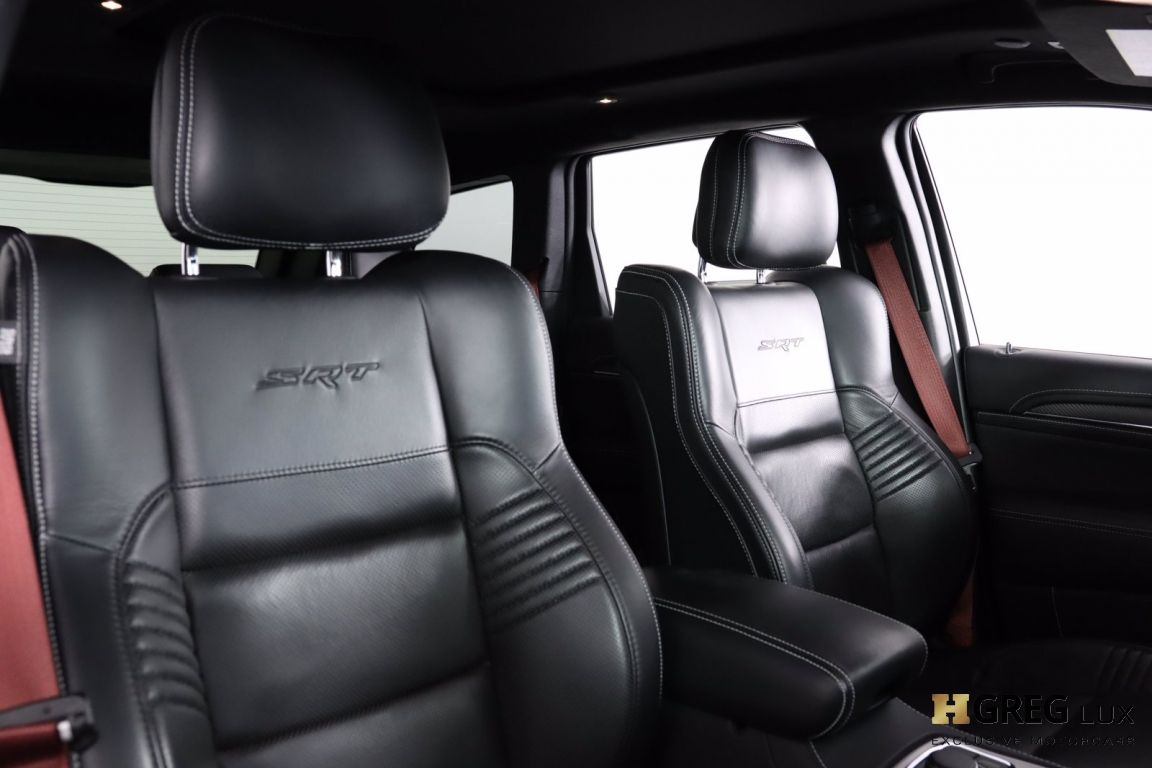 2018 Jeep Grand Cherokee SRT #38