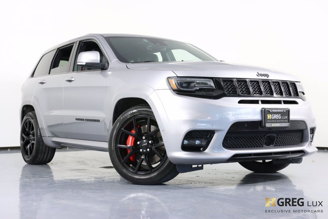 2018 Jeep Grand Cherokee SRT #33