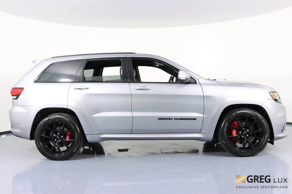 2018 Jeep Grand Cherokee SRT #10