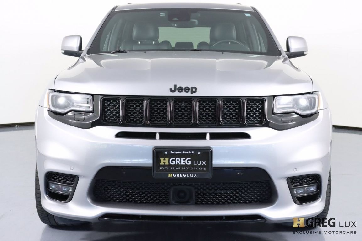 2018 Jeep Grand Cherokee SRT #4
