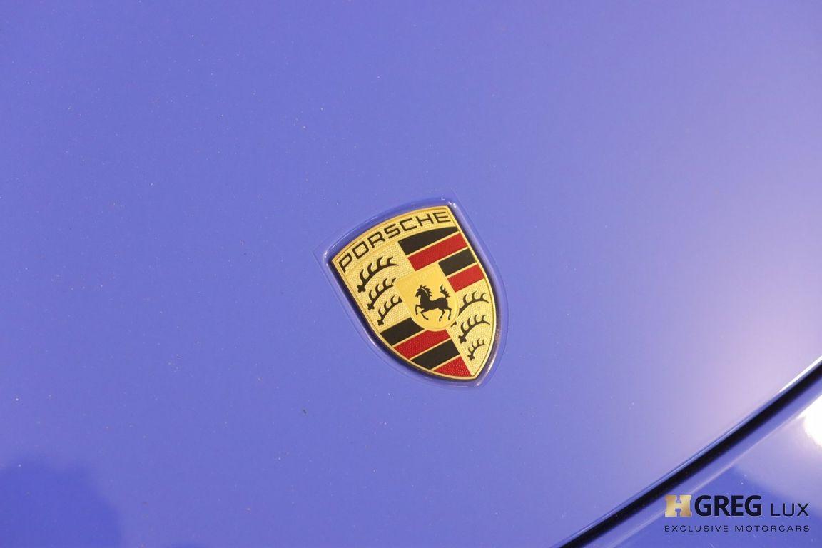 2017 Porsche 911 Carrera 4 GTS #6