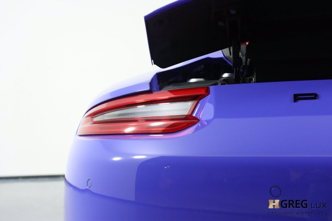 2017 Porsche 911 Carrera 4 GTS #19