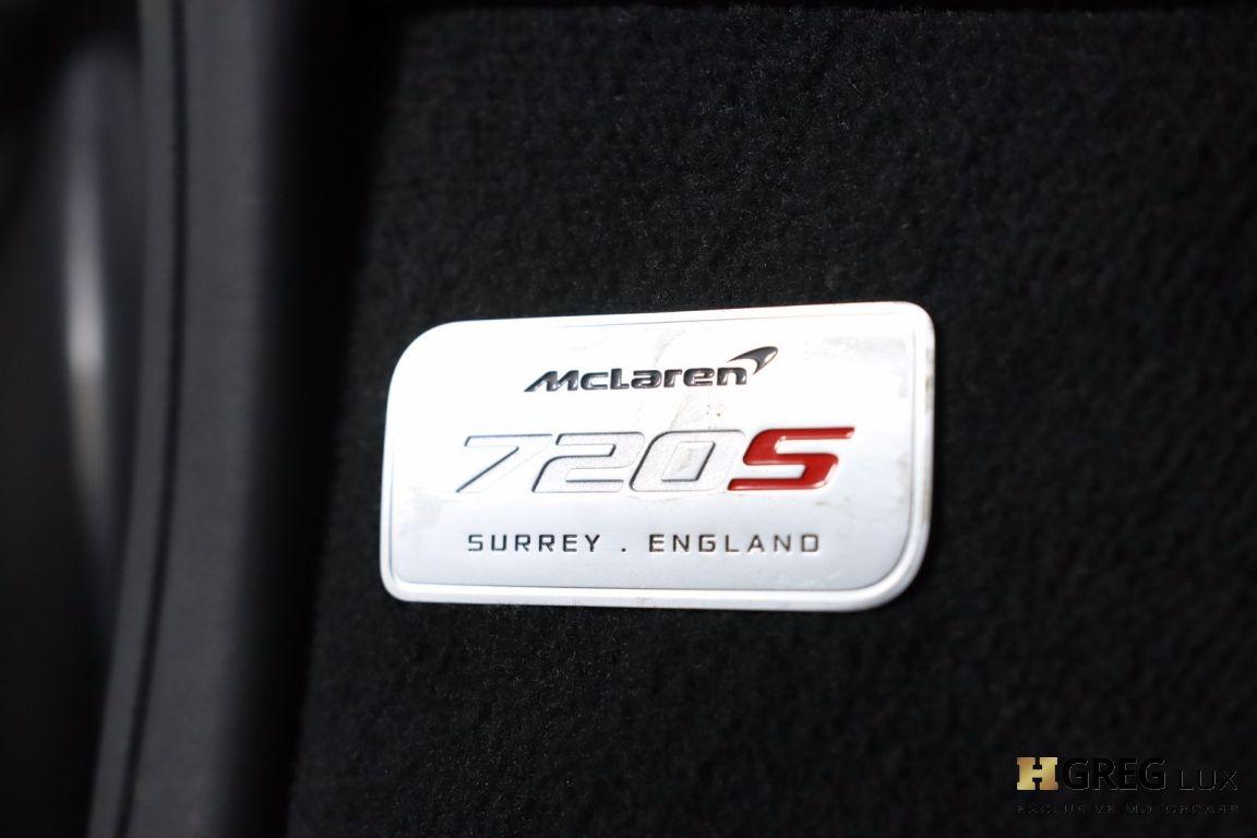 2020 McLaren 720S Luxury #52