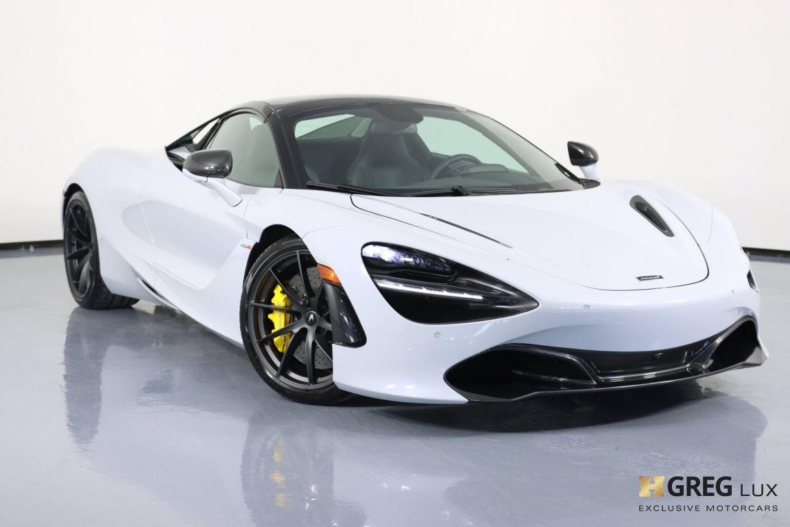 2020 McLaren 720S Luxury #3