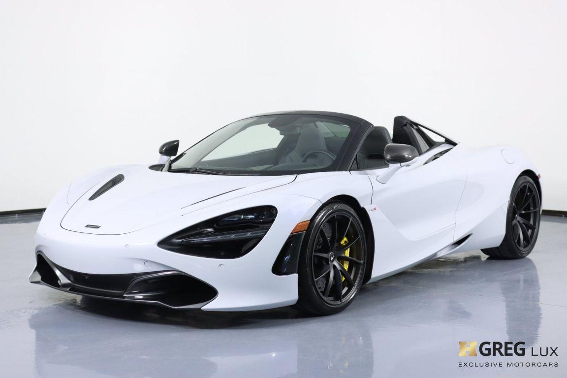 2020 McLaren 720S Luxury #32