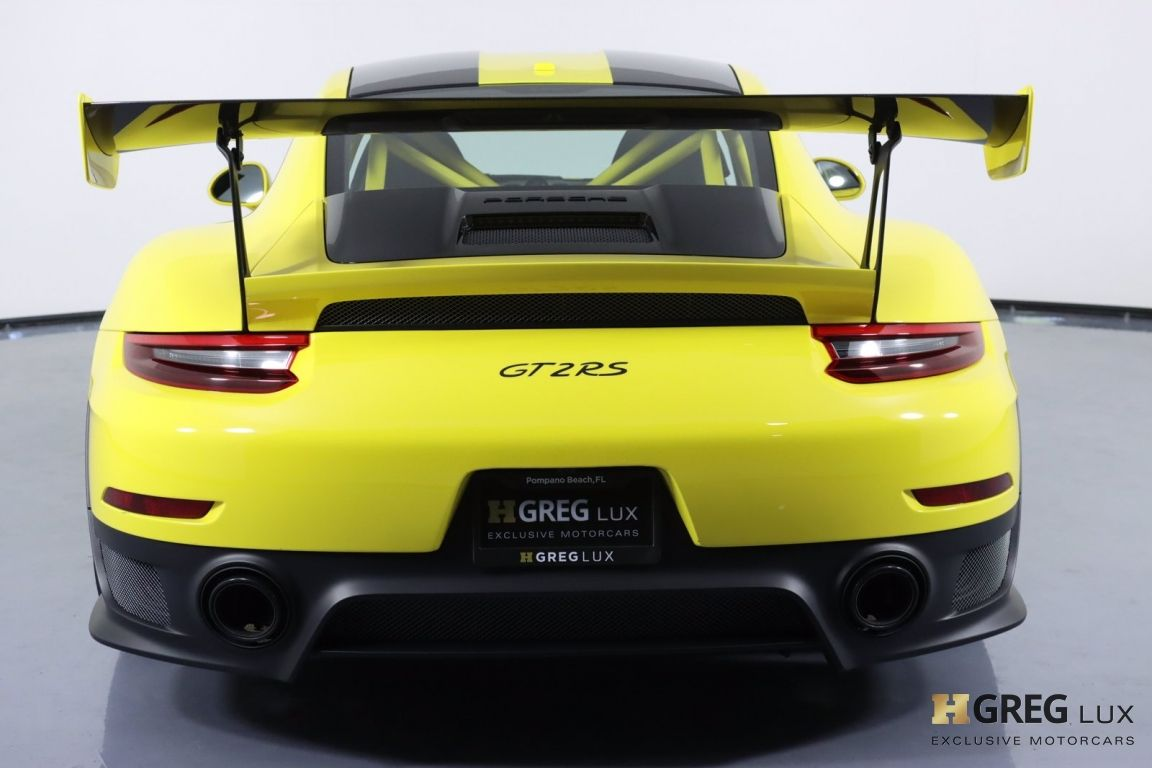 2018 Porsche 911 GT2 RS #21