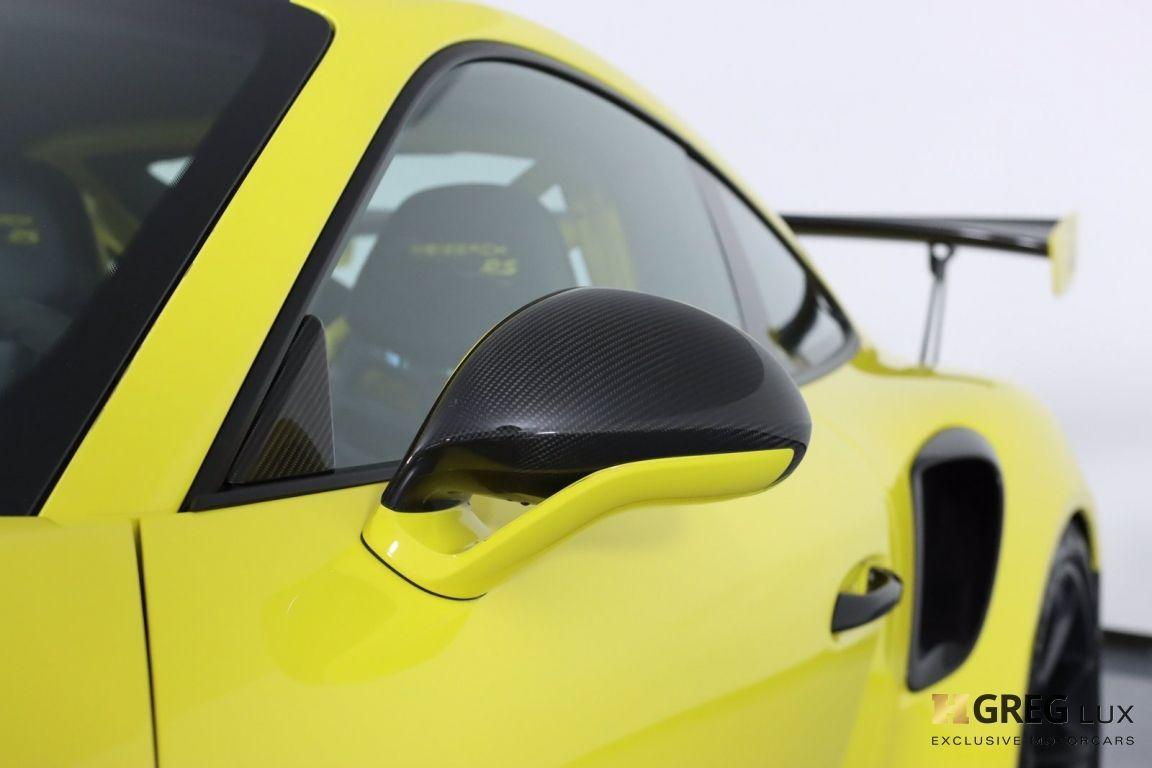 2018 Porsche 911 GT2 RS #9