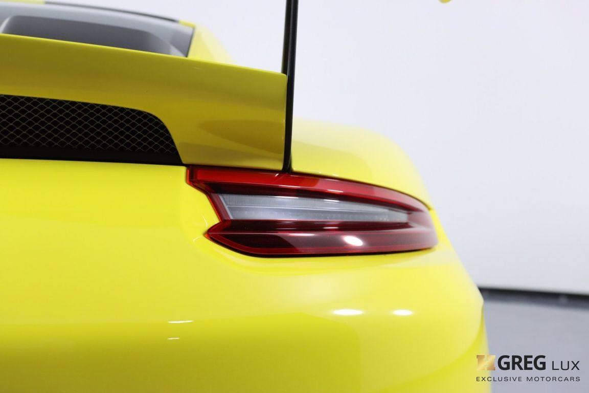 2018 Porsche 911 GT2 RS #23