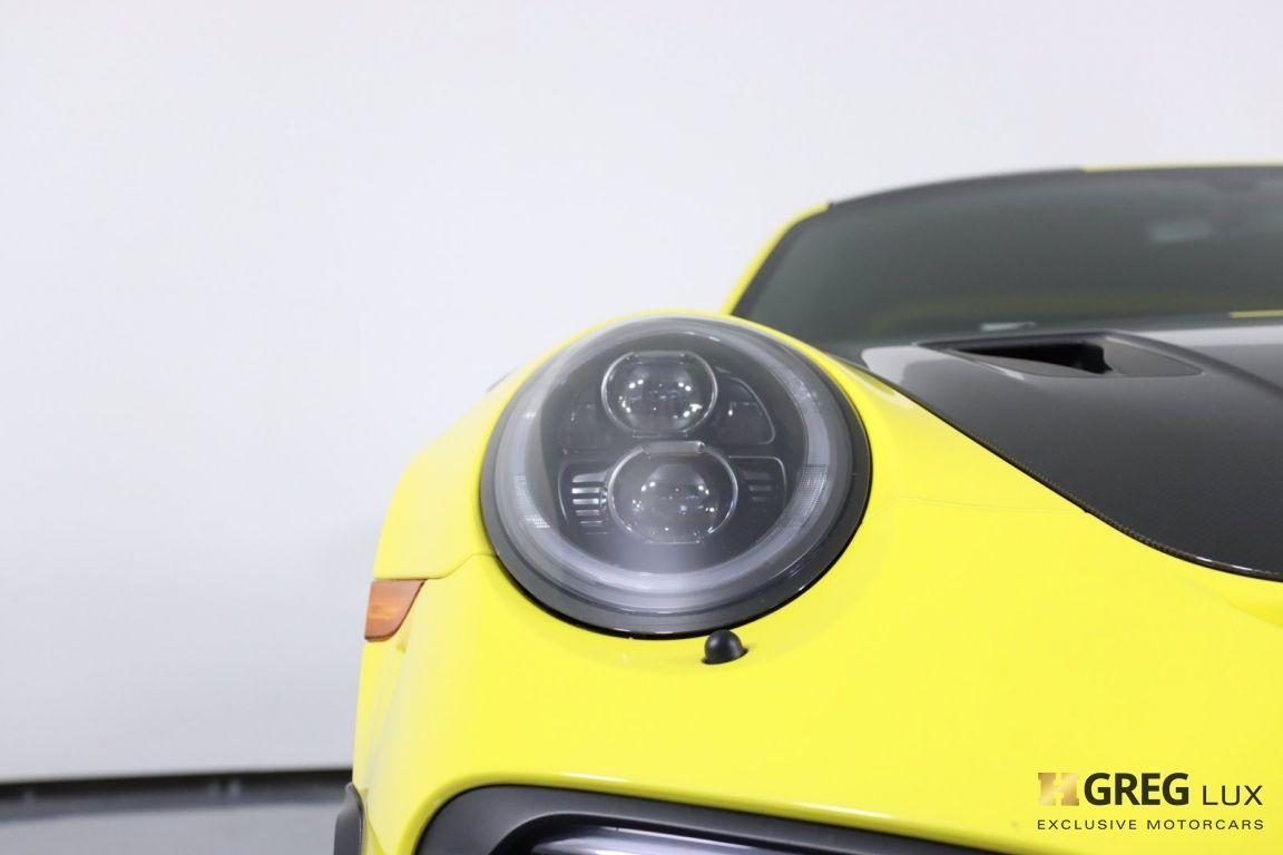 2018 Porsche 911 GT2 RS #4