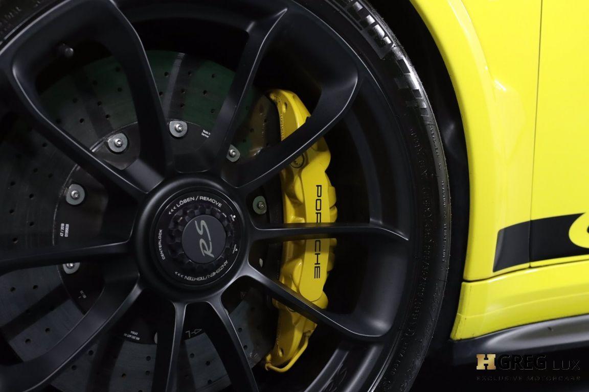 2018 Porsche 911 GT2 RS #32
