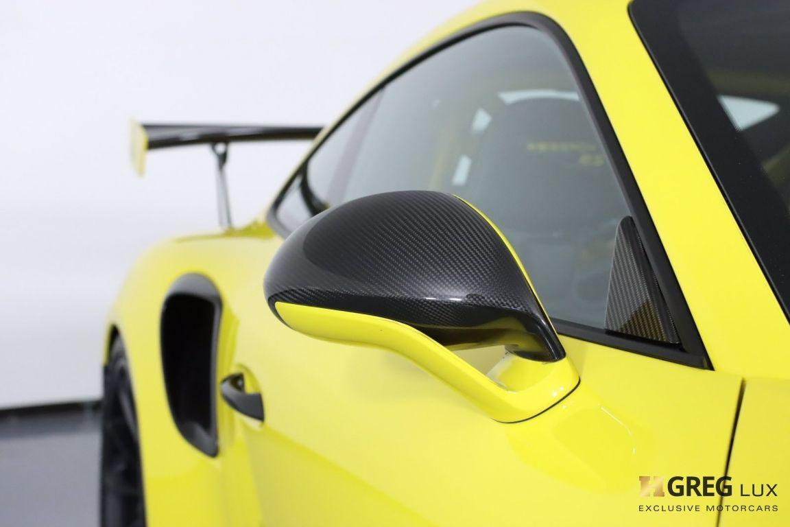2018 Porsche 911 GT2 RS #8