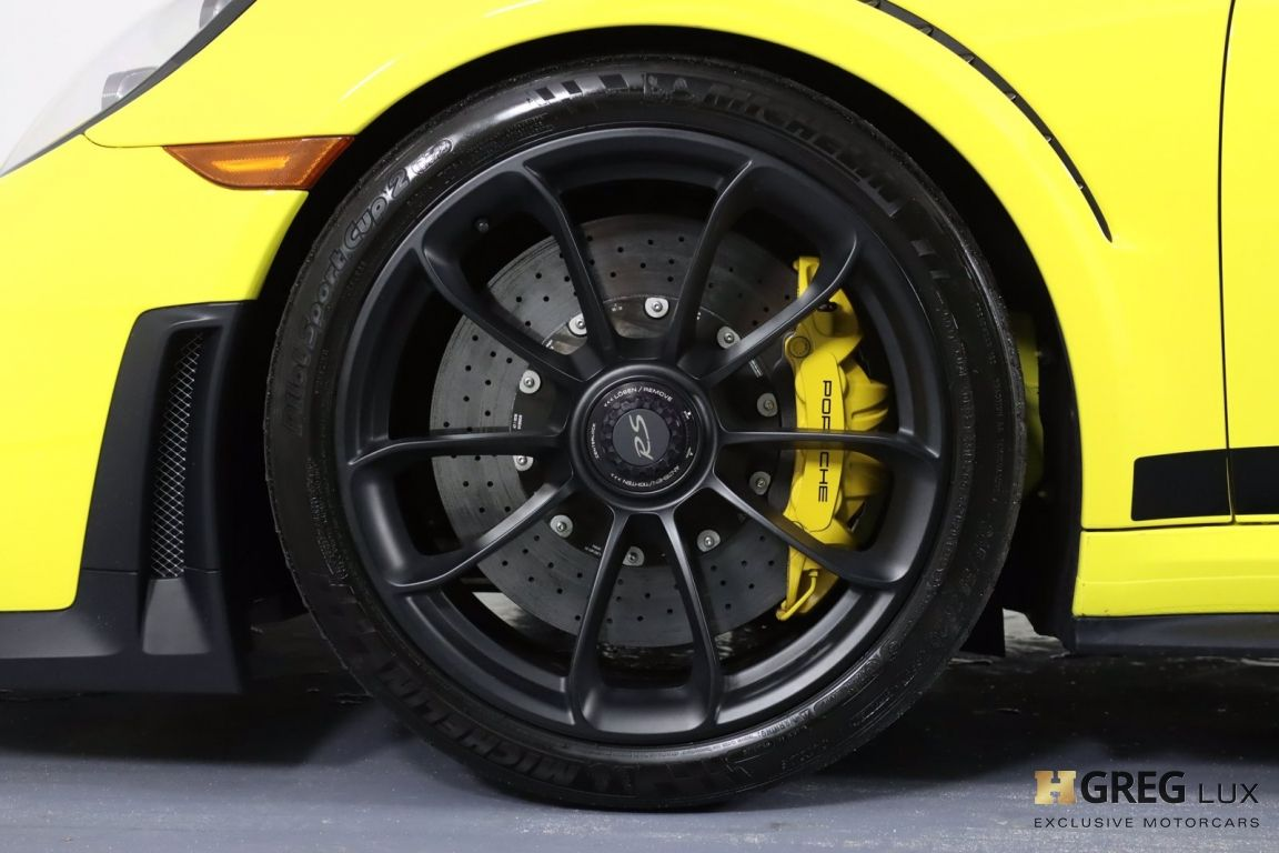 2018 Porsche 911 GT2 RS #31