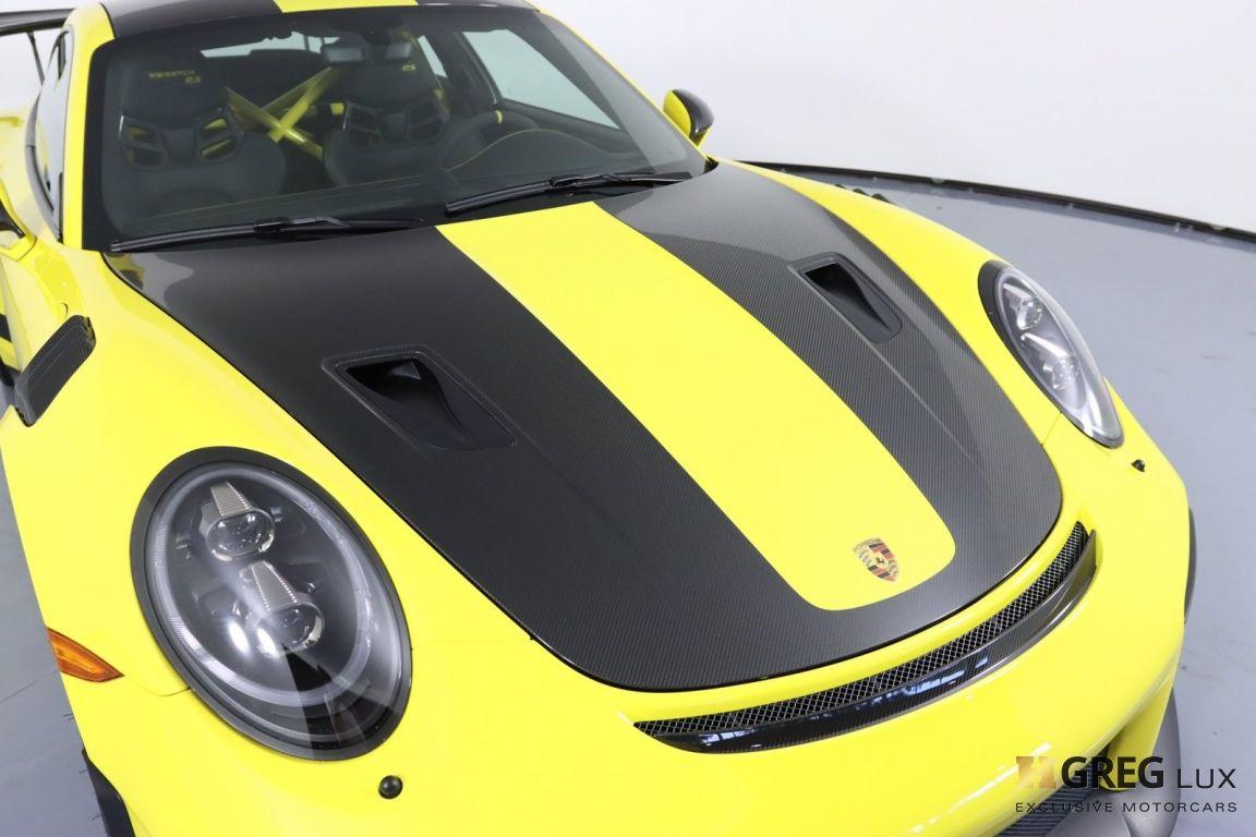 2018 Porsche 911 GT2 RS #7