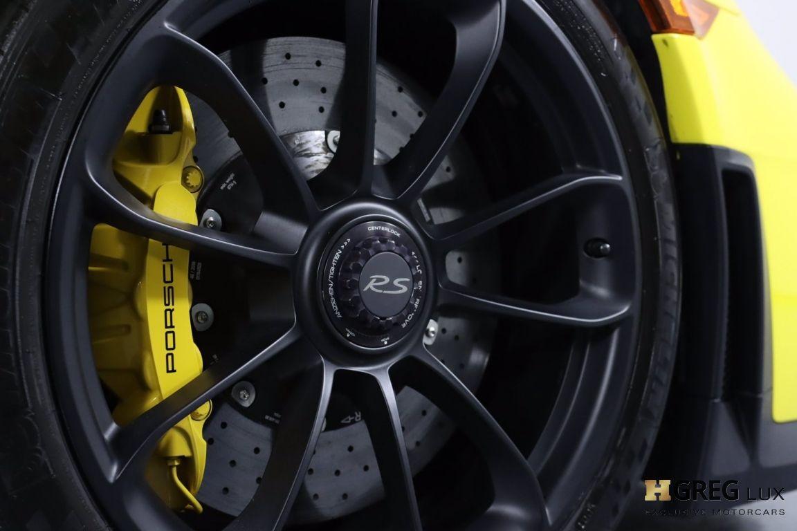 2018 Porsche 911 GT2 RS #15