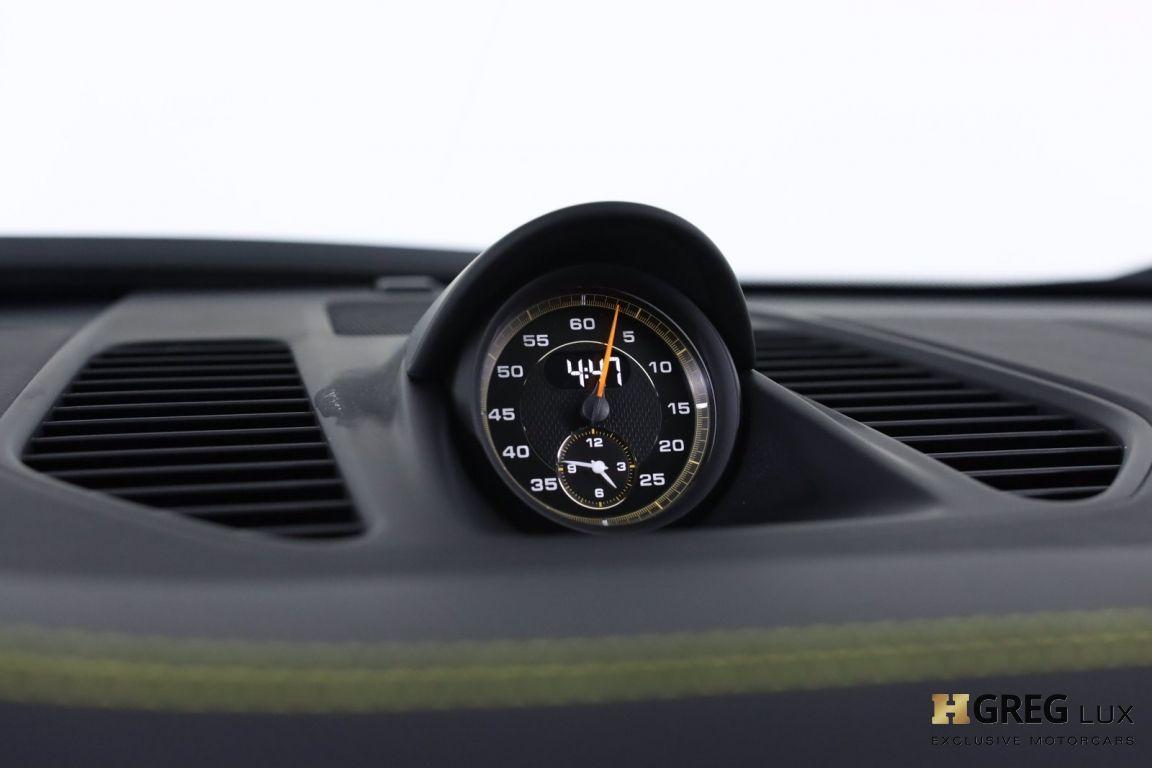 2018 Porsche 911 GT2 RS #51