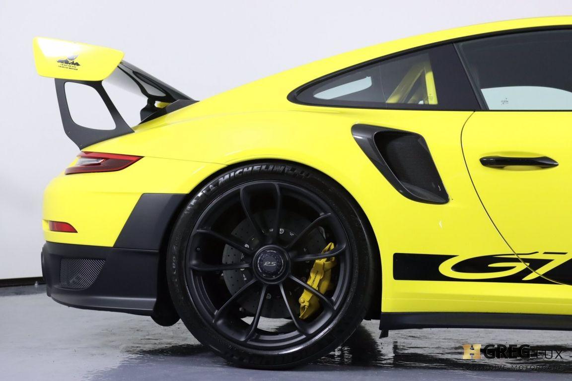 2018 Porsche 911 GT2 RS #17