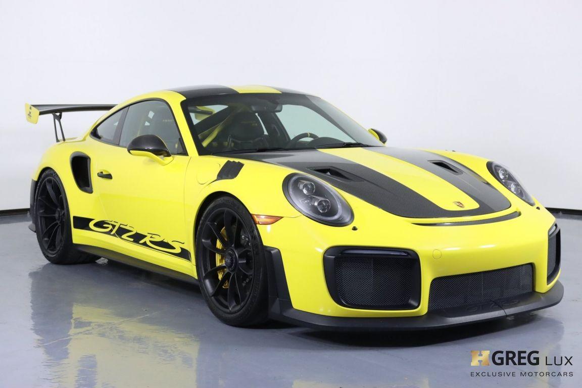 2018 Porsche 911 GT2 RS #11