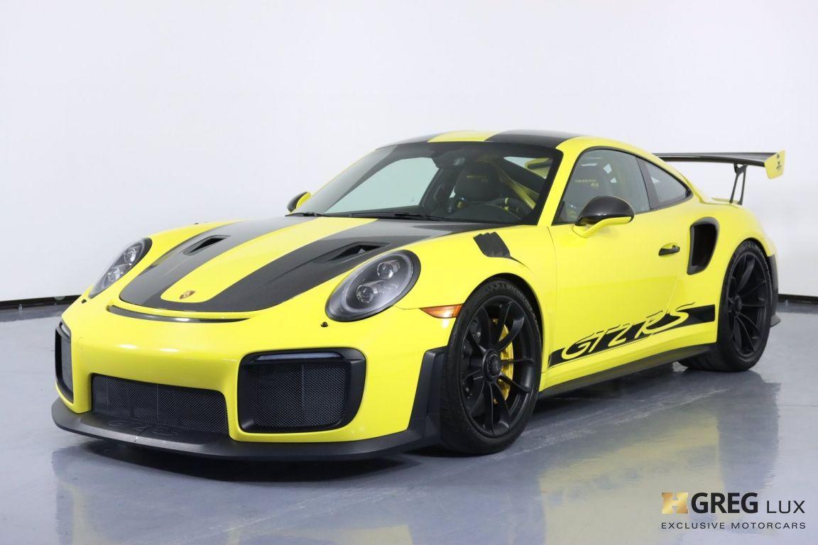 2018 Porsche 911 GT2 RS #36