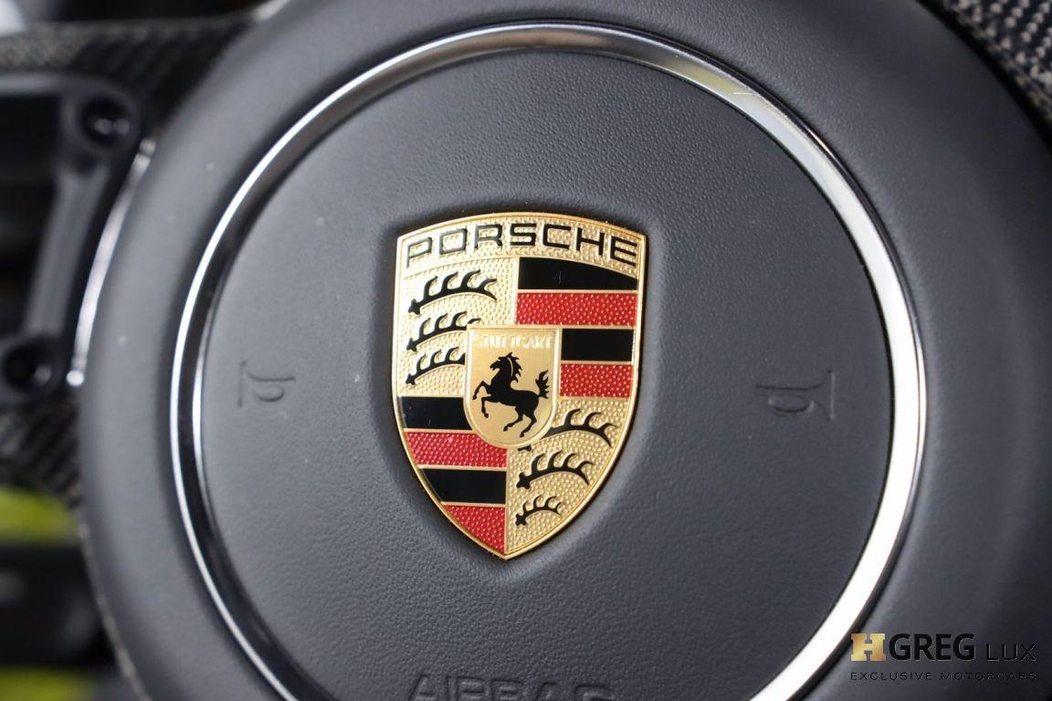 2018 Porsche 911 GT2 RS #60