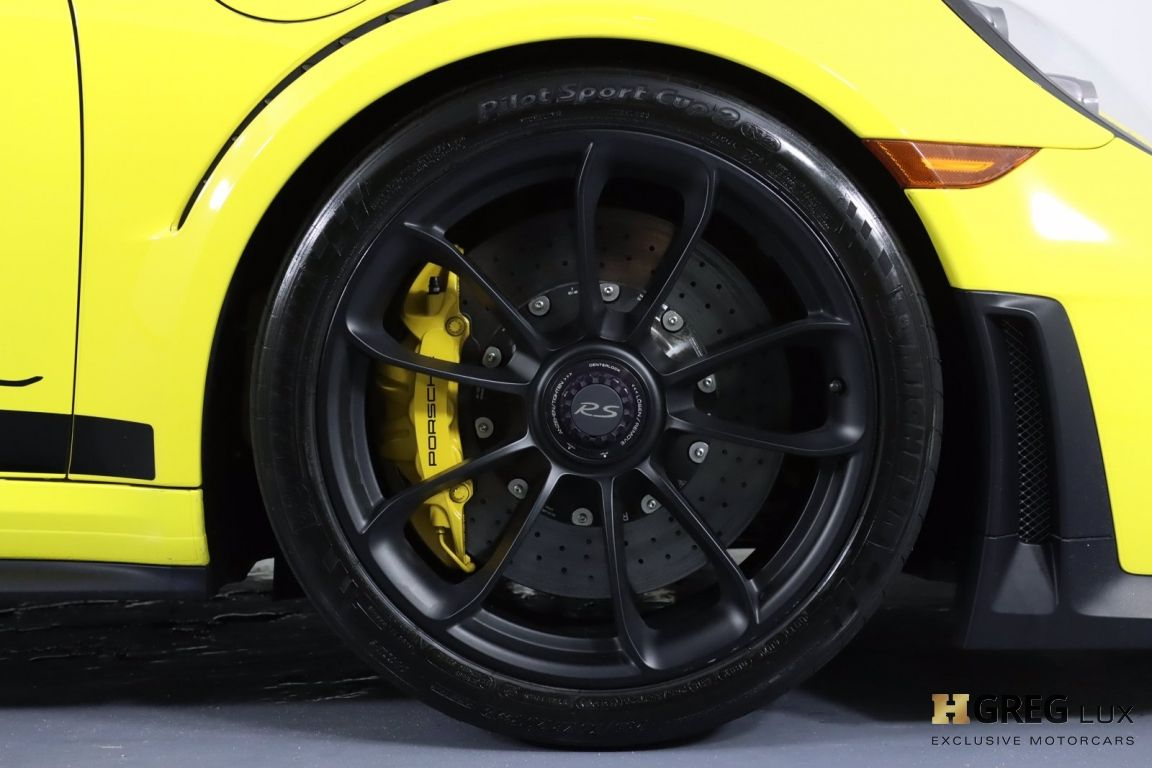 2018 Porsche 911 GT2 RS #14