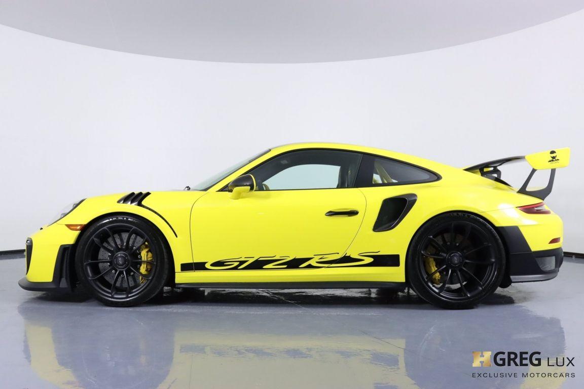 2018 Porsche 911 GT2 RS #29