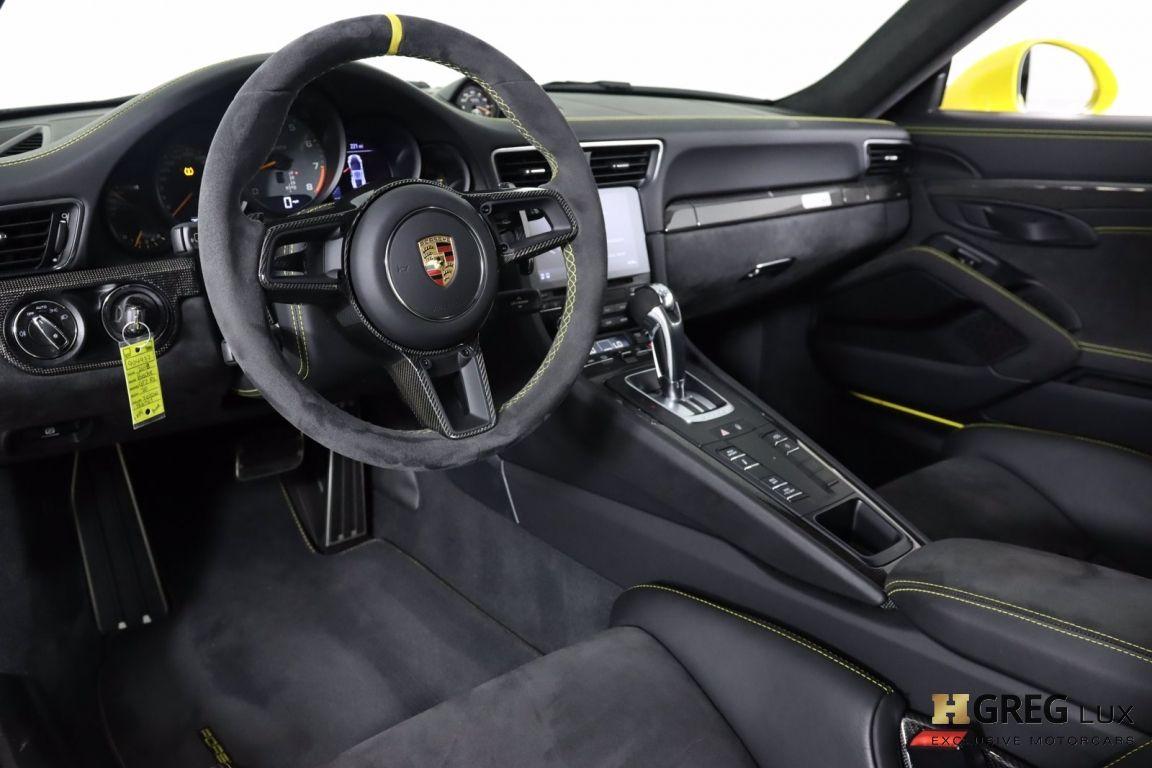 2018 Porsche 911 GT2 RS #1