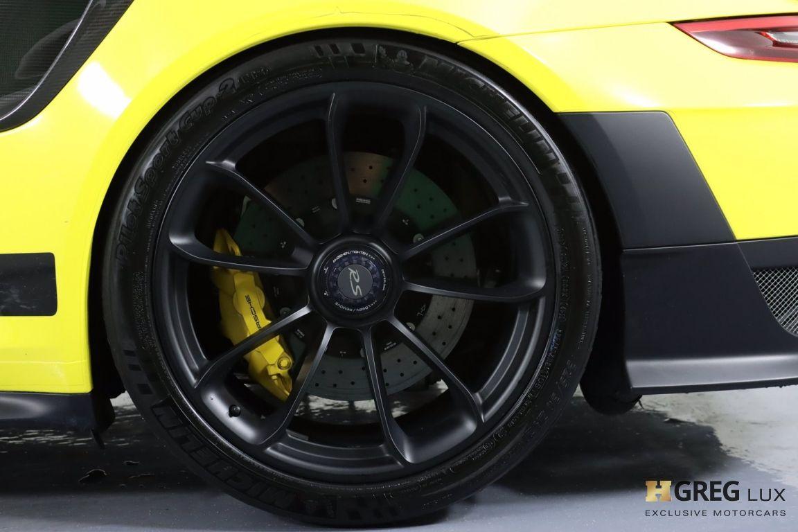 2018 Porsche 911 GT2 RS #34