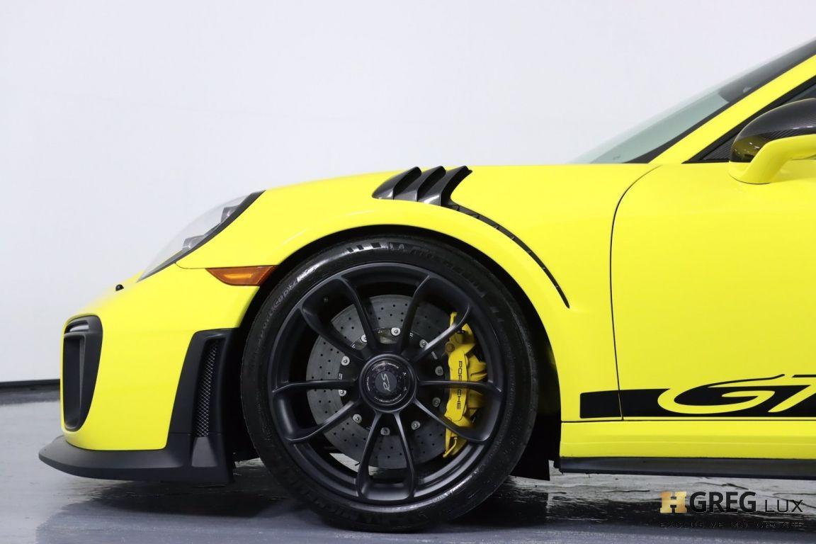 2018 Porsche 911 GT2 RS #30