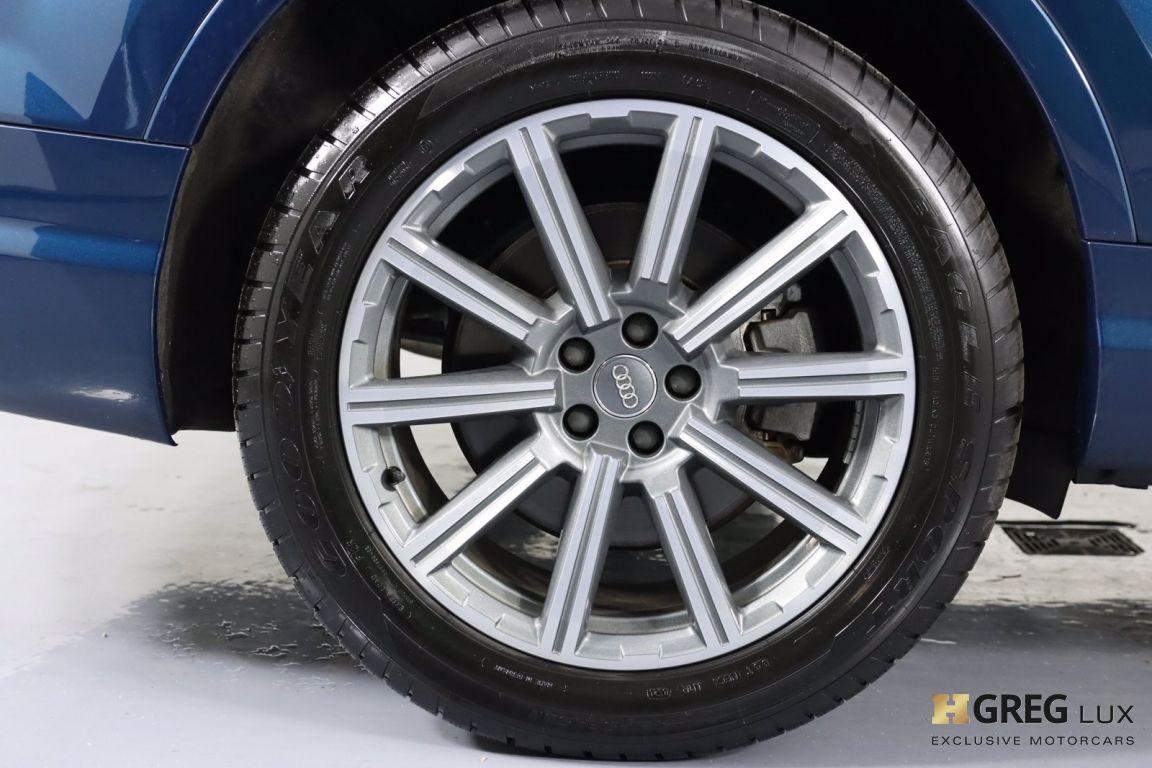 2018 Audi Q7 Premium Plus #11