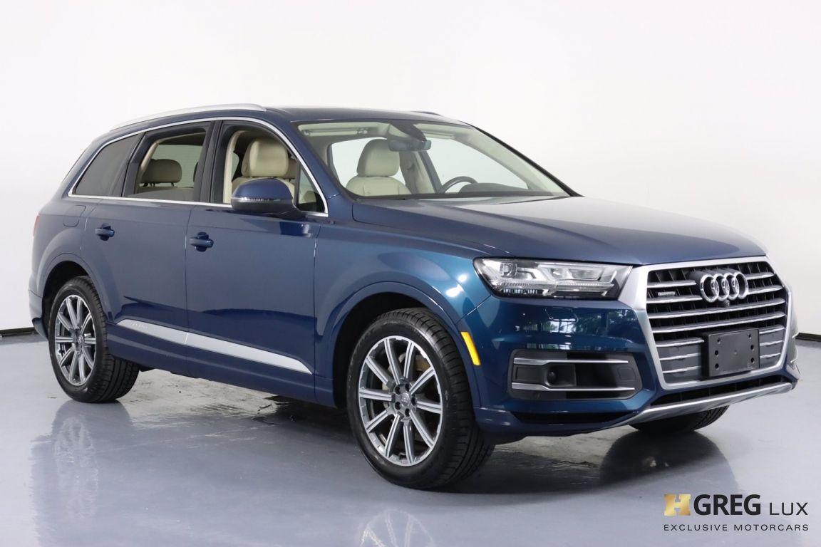 2018 Audi Q7 Premium Plus #8