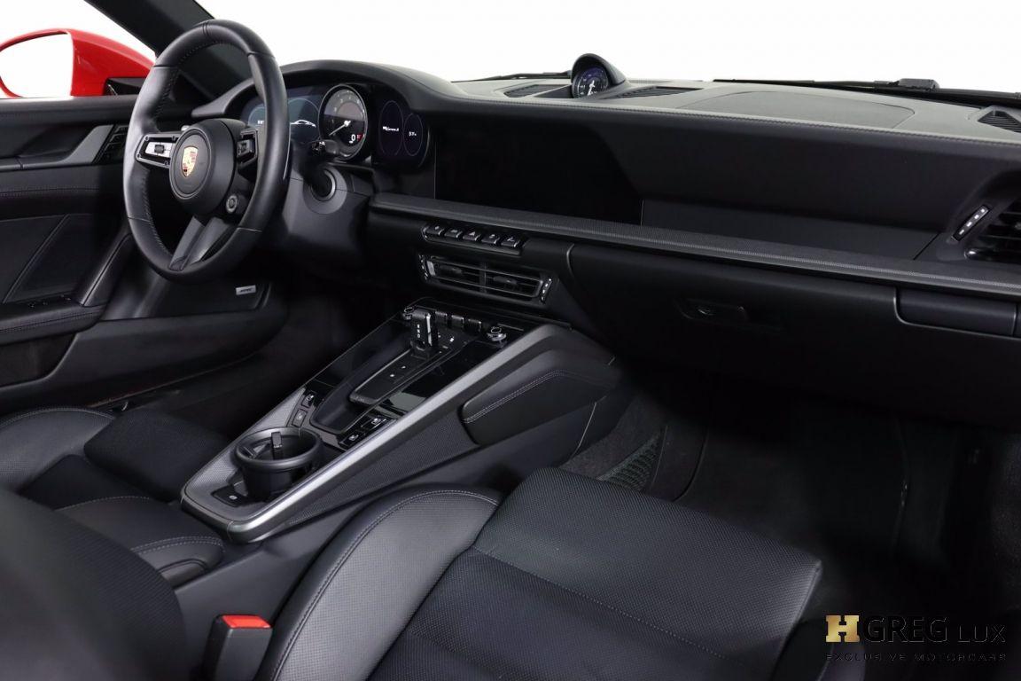 2020 Porsche 911 Carrera 4S #52